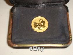 COCA COLA AUSTRALIAN 1997 GOLD SOVEREIGN COIN 7.4g LIMITED EDITION CERTIFICATE