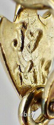 Estate 1990 1/20th OZ. 999 Pure Gold Australian Coin Pendant 14K Holder