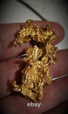 Gold Nugget Palmer River Qld Australia 57.50 grams
