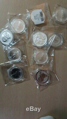 Gold & Silver Collection Investment Grade 10 Oz Silver & 3g Gold 99.9% Fine