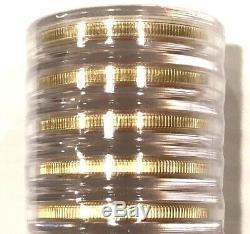 In Stock- 5- 1 Oz 9999 Fine Gold 2020 Australian Kangaroo $100 Coins