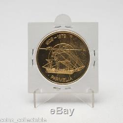 Matthey Garrett (Johnson) Western Australia Anniversary 1oz. 9999 Fine Gold Coin