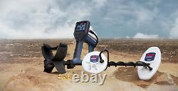 Minelab Gold Monster 1000 Kit for Gold Prospecting with 10 x 6 DD & 5 DD Coils