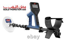 Minelab Gold Monster 1000 Metal Detector Free Shipping