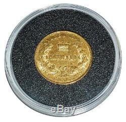 Pre-Owned 1870 Australian Full Sovereign 22ct Gold Coin. Queen Victoria