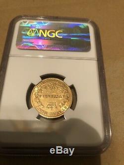 Victoria Australia Sovereign 1870-SY Sydney. Rare NGC XF 40 Gold