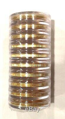 Wow- In Stock 10- 1 Oz 9999 Fine Gold 2020 Australian Kangaroo $100 Coins